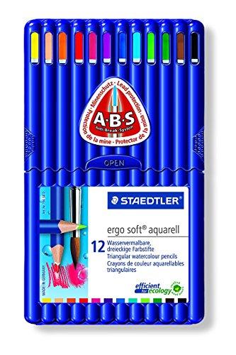 STAEDTLER 156 SB12-I – Pack de 12 lápices