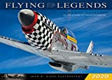 Flying Legends 2020: 16 Month Calendar  September 2019 Through December 2020 (Calendars 2020) - Editors of Rock Point
