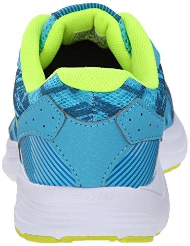 Saucony Chaussures SAPHIR Course à Pied pour Fille Blue/White/Lime