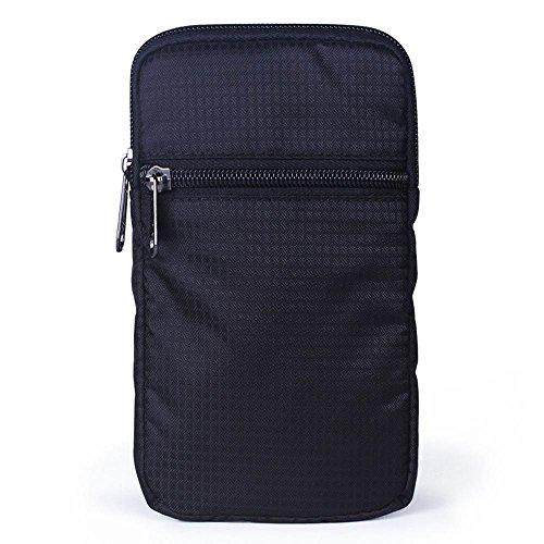 BUSL Escursione fanny imballa gli uomini e le signore si increspa tasche del telefono multi-funzione di mobili da 6 pollici in esecuzione sport spalla borsa diagonale del pacchetto Bag . D B