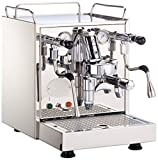 ECM 82244 Mechanika IV Profi Espressomaschine mit Wassertank, Edelstahl poliert