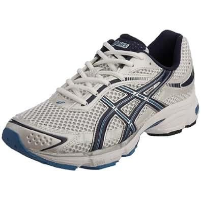 Asics Men's Gel-Stratus 3 Running Shoe White/Black/Prince