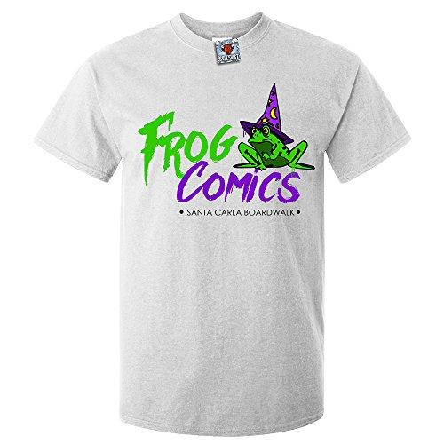 Bullshirt 's Herren 's Frosch Comics T-Shirt grau