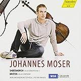Cello Concerto No.1/Cello Symphony