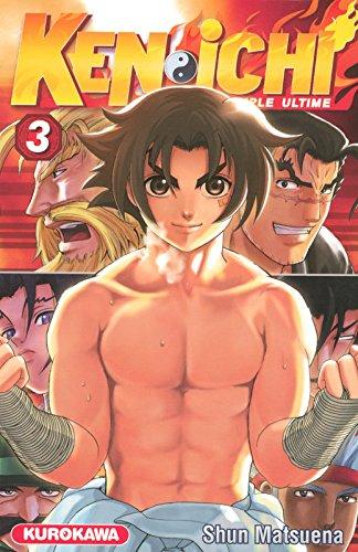 Kenichi - Le disciple ultime Vol.3 par MATSUENA Shun