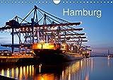 Hamburg (Wandkalender 2018 DIN A4 quer): Der Kalender zeigt Highlights der Hamburger City mit Hafen, Landungsbrücken, HafenCity, Planten un Blomen, ... [Kalender] [Apr 01, 2017] Kuttig, Siegfried