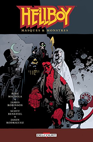 Hellboy T14 - Masques & Monstres