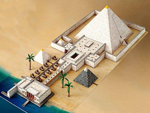 El sistema de las pirámides de Egipto