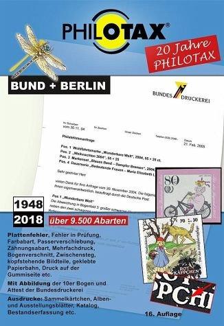 Abarten-Katalog Bund + Berlin 16.Auflage
