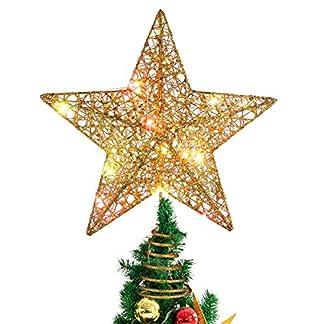 STOBOK-weihnachtsstern-Topper-warmes-licht-weihnachtsstern-fr-weihnachtsbaumschmuck-Party-Dekoration-12-Zoll-golden