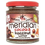 MERIDIAN FOODS - No GM Soya Cocoa and Hazelnut Butter 170g (PACK OF 1)