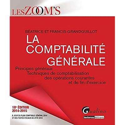 Zoom's - Comptabilité générale 2014-2015, 18ème