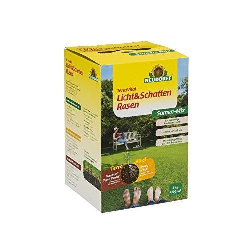 NEUDORFF - TerraVital Licht & Schatten Rasen - 3 kg