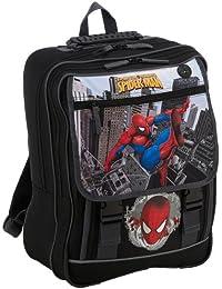 Fabrizio Kids Marvel Spider sac à dos noir