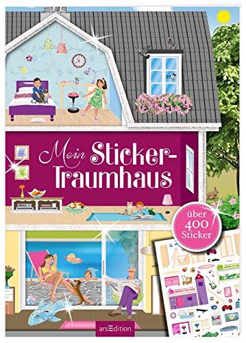 Mein Sticker-Traumhaus (Mein Stickerbuch)