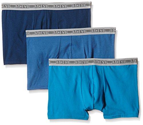 athena-basic-boxer-uni-lot-de-3-homme-multicolore-turquoise-croisiere-bleu-small-taille-fabricant-2