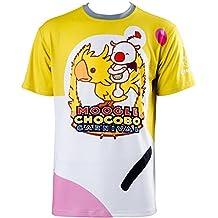 Jeylu Final Fantasy 15 FF15 Cosplay Costume Noctis Carnival Moogle Chocobo T Shirt