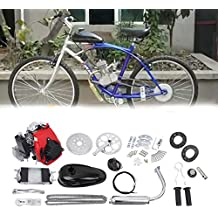 Sange Kit de conversión de bicicleta de motor de gas de gasolina de 49cc 4 tiempos