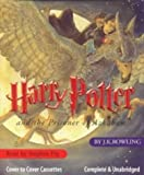 By J.K. Rowling Harry Potter and the Prisoner of Azkaban (Unabridged 8 Audio Cassette Set) (Unabridged) [Audio Cassette]