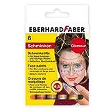 Eberhard Faber Schminkstifte Glamour, 6 Stk.