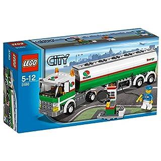 LEGO City 3180 - Tanklaster (B002KCNVLG) | Amazon price tracker / tracking, Amazon price history charts, Amazon price watches, Amazon price drop alerts