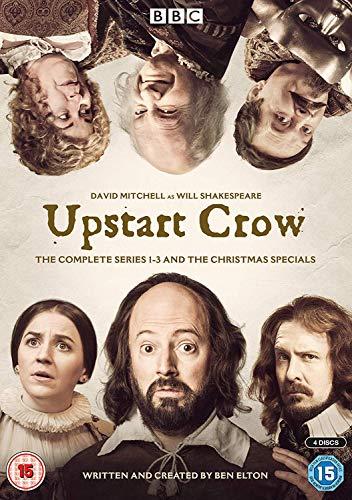 DVD1 - Upstart Crow Box Set (Series 1-3 + Xmas Specials 2017 & 2018) (1 DVD)