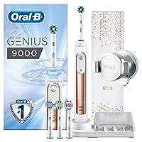 Oral-B Genius Rose Gold Pro 9000 Şarj Edilebilir Diş Fırçası