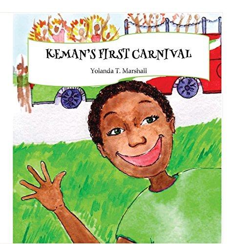 Keman's First Carnival por Yolanda T Marshall epub