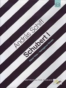 Andras Schiff Plays Schubert 199: Piano Trios, Arpeggione Sonata (Euroarts: 2066798) [DVD] [2012] [NTSC]