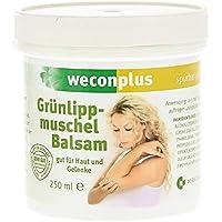 weconplus Grünlippmuschel Balsam,250ml preisvergleich bei billige-tabletten.eu