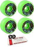 Best Santa Cruz Skateboards Skateboards - 65mm Santa Cruz Skateboards Slimeballs Big Balls Wheels Review