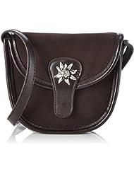 Lady Edelweiss Trachtentasche 15003 Damen Umhängetaschen 17x17x6 cm (B x H x T)