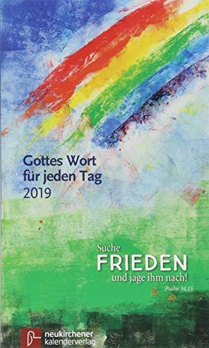 Gottes Wort für jeden Tag 2019: Neukirchener Andachtsbuch