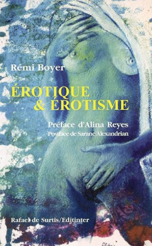 Erotique et Erotisme