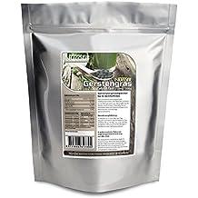 Nurafit Gerstengras Tabletten - 500g / 0.5kg - reich an Vitaminen, Mineralstoffen und Spurenelementen - fitness supplements für gesunde Ernährung, Diät und Detox Entschlackung