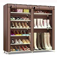 UDEAR Shoe Rack Boots Storage Cubes Shoe Organiser ...