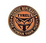 Blade Runner Tyrell Genetic Replicant More Than Human Patch Iron On Aufnäher Aufbügler Von Titan One Europe
