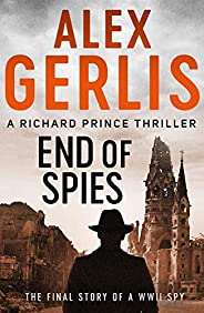 End of Spies (The Richard Prince Thrillers Book 4) (English Edition)