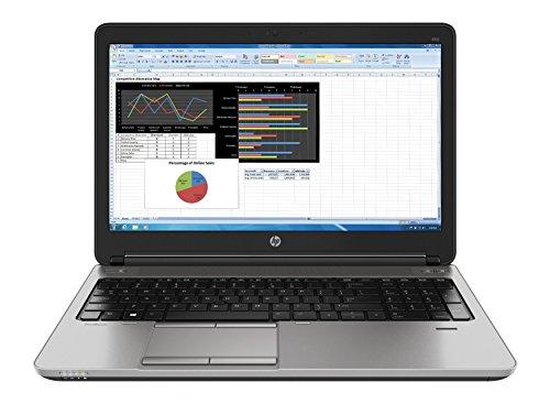 "HP ProBook 650 G1 2.6GHz i5-4210M Intel® Core™ i5 di quarta generazione 15.6"" 1920 x 1080Pixel Nero, Argento Computer portatile"