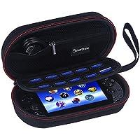 Smatree P100 Custodia da trasporto compatibile per PS Vita, PS Vita Slim, PSP 3000 (senza copertura) (console e…