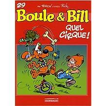 Boule et Bill - Quel Cirque T29