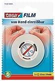 Tesa film von Hand einreißbar, 25 m, 19 mm, 1 Rolle im Blister