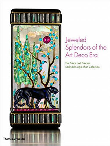 Jeweled splendours of the art deco era par Princess Catherine Aga Khan