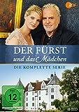 DVD Cover 'Der Fürst und das Mädchen - Die komplette Serie (Staffel 1-3 auf 11 DVDs)