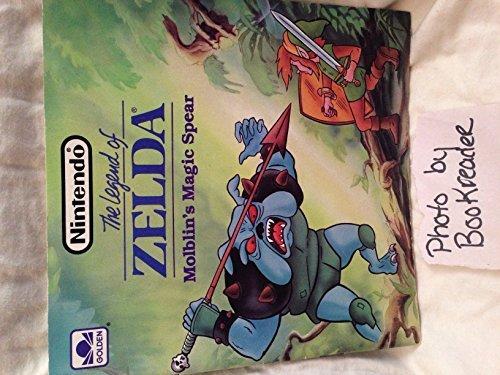 Molblin's Magic Spear (Nintendo's The Legend of Zelda) by Jack C. Harris (1990-02-01)