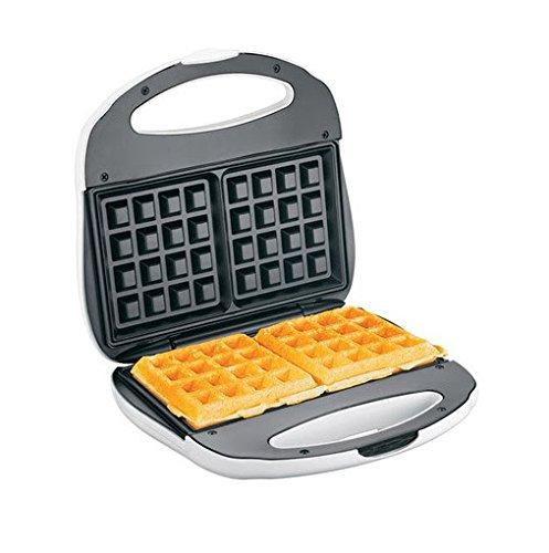 Nova NT 226W 750-Watt Waffle Maker (White)