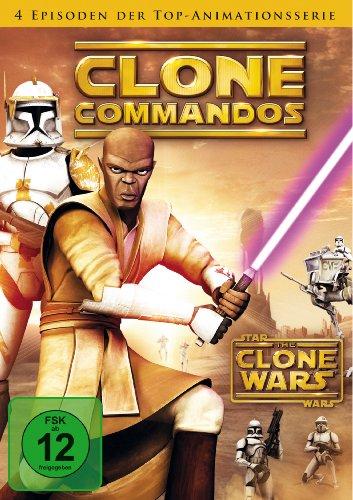 Staffel 1, Vol 2. Clone Commandos