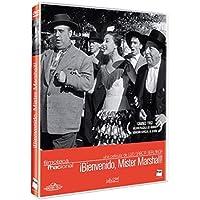 Bienvenido Mr. Marshall DVD Ed coleccionista con libreto 32 Pags. English Subtitles