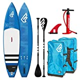 Fanatic RAY Touring AIR Inflatable 11.6 SUP Stand up Paddle Board Komplett Set