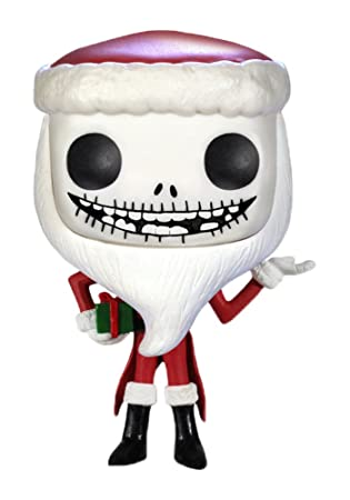 The Nightmare Before Christmas - Santa Jack: Funko Pop! Disney ...